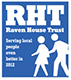 We Are Voice: Raven House Trust Logo