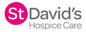 We Are Voice: St David's Hospice logo