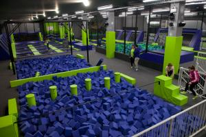 April's family day out of the month - Limitless, Cwmbran