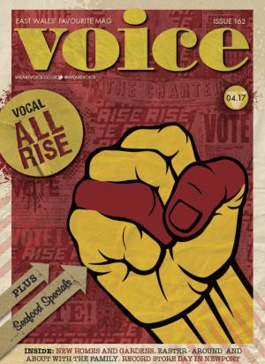 We Are Voice: Read the latest April 2017 edition of Voice here.
