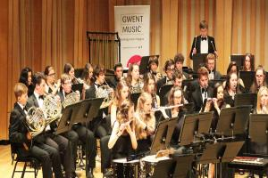 Gwent Youth Wind Orchestra are off to New York International Music Festival