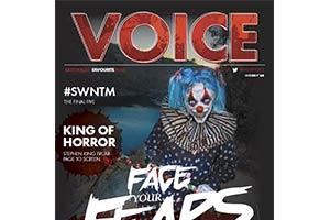 Read the latest October 2017 edition of Voice here.