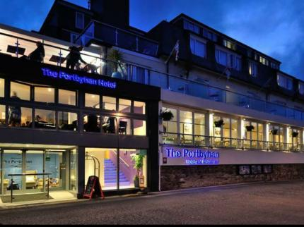 Win a two night stay at The Portbyhan Hotel in Looe