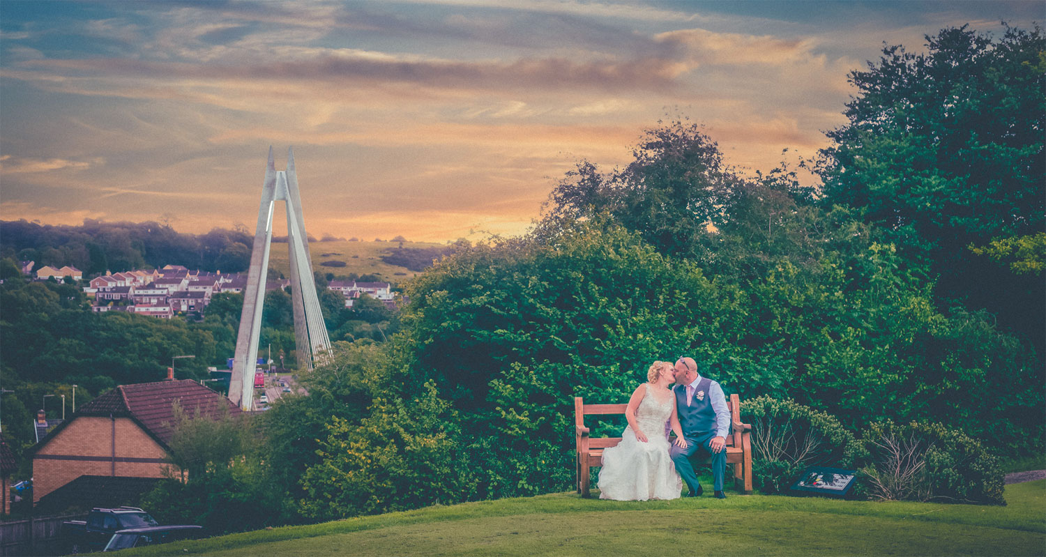 Blackwood Golf Club is March's wedding venue of the month
