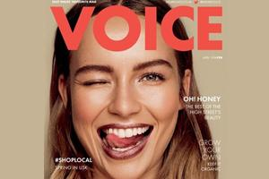 Read April's edition of Voice now!