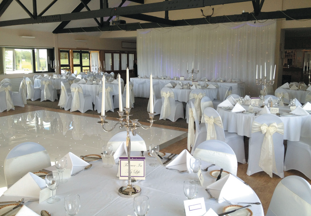 Tredegar Park Golf Club is August's wedding venue of the month