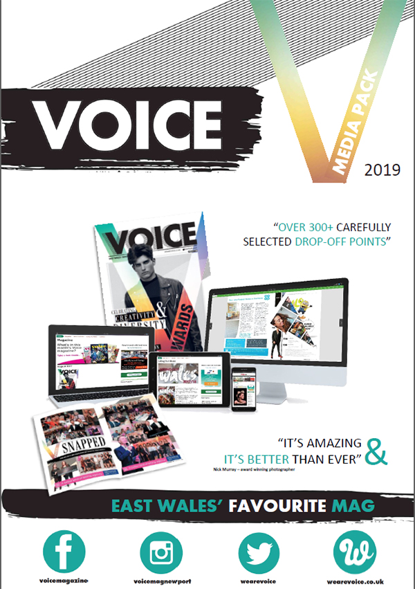 We Are Voice: Voice Media Pack 2019